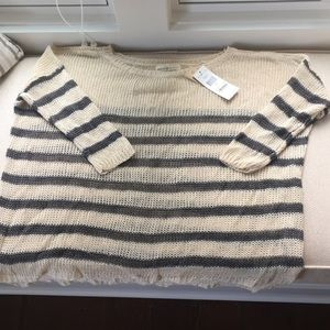 Ralph Lauren Denim & Supply Sweater NWT